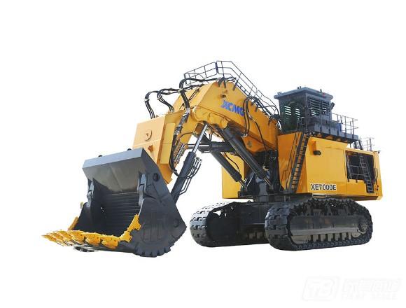 徐工XE7000E矿用挖掘机
