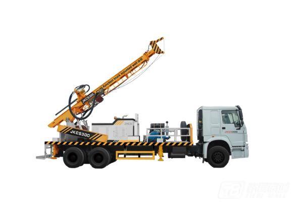 金科JKCS300车载式水井钻机