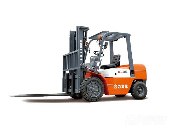 合力CPC30/CPCD30(K系列3吨柴油平衡重式叉车)