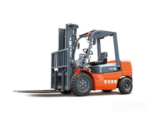 合力CPC30/CPCD30/CP(Q)(Y)30/CP(Q)(Y)D30H2000系列3吨柴油/汽油/液化气平衡重式叉车