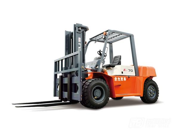合力CPCD60(K系列6吨柴油平衡重式叉车)