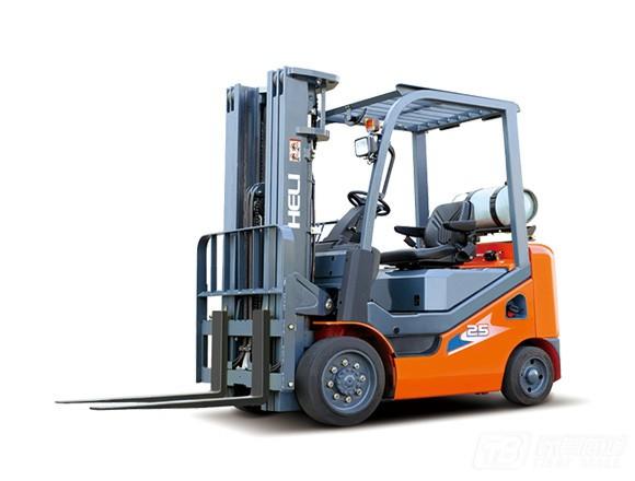 合力CP(Q)YD30C(H3系列3吨小轴距汽油/液化气平衡重式