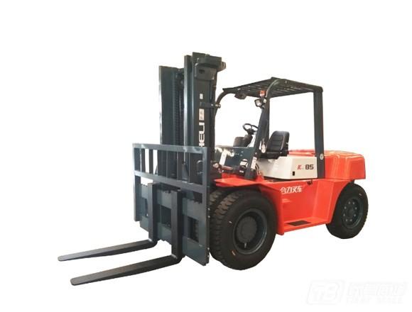 合力CPCD100(K系列10吨柴油平衡重式叉车)