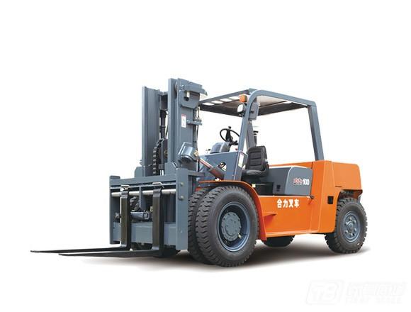 合力CPCD80(H2000系列8吨柴油平衡重式进箱叉车)