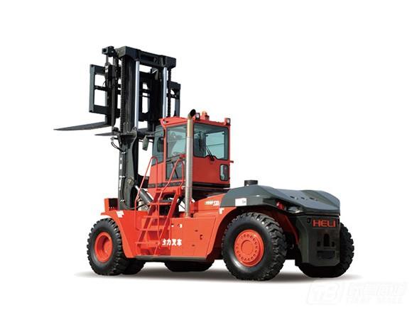 合力CPCD280-VZ2-12III(G系列28吨内燃平衡重叉车)