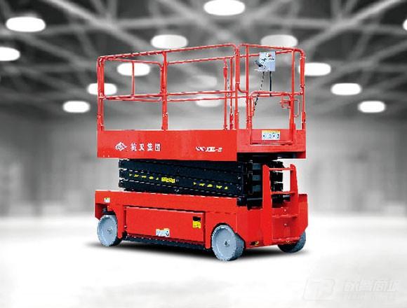 杭叉81XEⅡ电动剪叉式高空作业平台