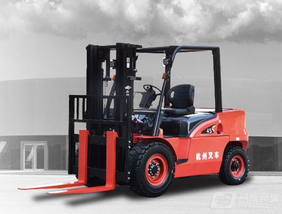 杭叉CPCD45-XRG76内燃平衡重叉车