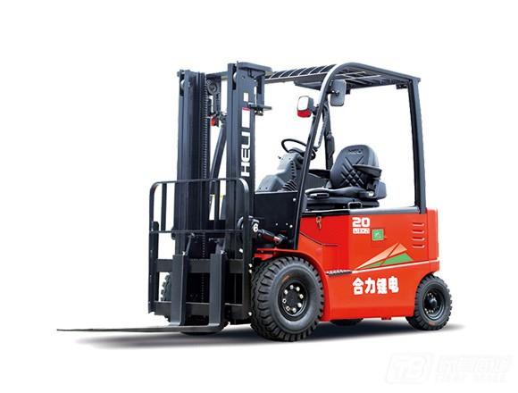 合力CPD35(G系列3.5吨锂电池平衡重式叉车)
