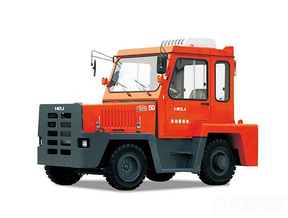 合力QYCD80-WX3G3-8t公铁两用内燃牵引车
