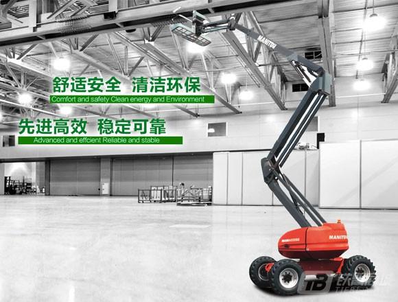 杭叉160ATJ+柴油曲臂式高空作业平台