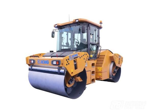 徐工XD143S双钢轮压路机