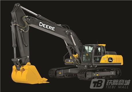 约翰迪尔E330LC履带挖掘机