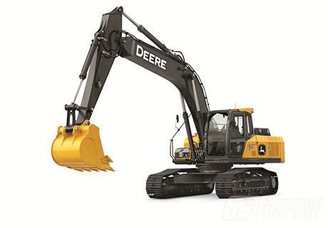 约翰迪尔E210履带挖掘机