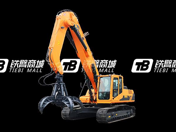 詹阳重工JY625E-G抓料机