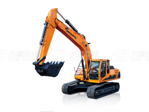 詹阳重工JY621E挖掘机
