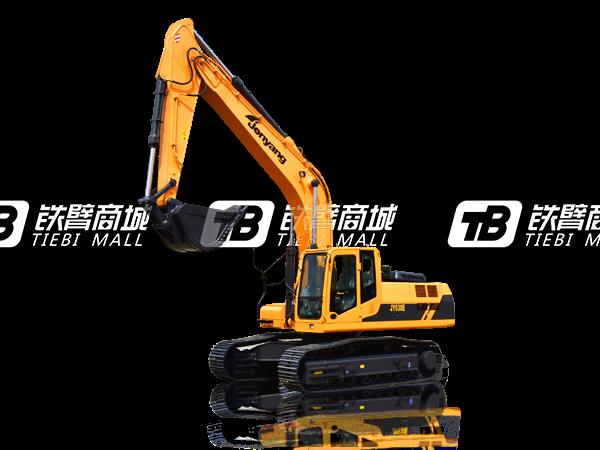 詹阳重工JY630E挖掘机