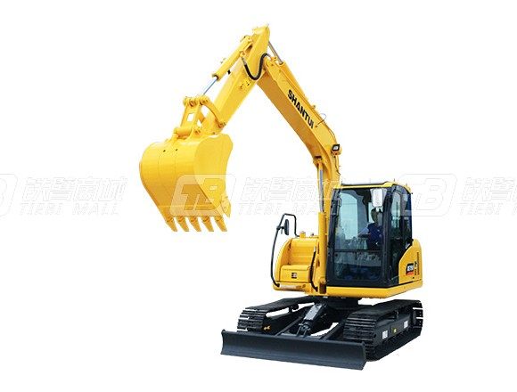 山推挖掘机SE75-9w履带挖掘机