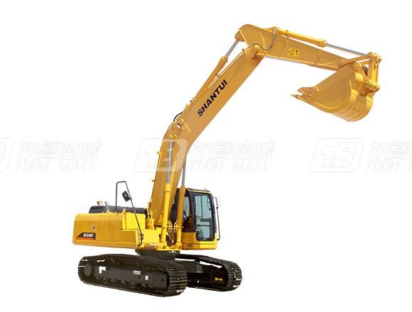 山推挖掘机SE210W履带挖掘机图片