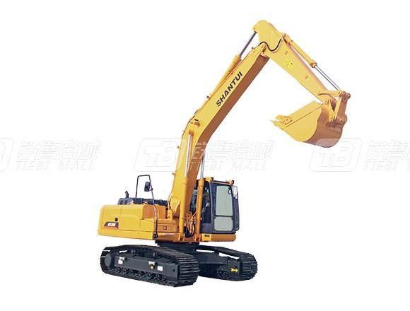 山推挖掘机SE215-9履带挖掘机图片