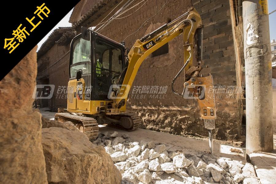 卡特彼勒302 CR挖掘机