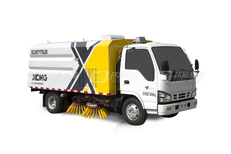 徐工XZJ5071TSLQ5湿式扫路车