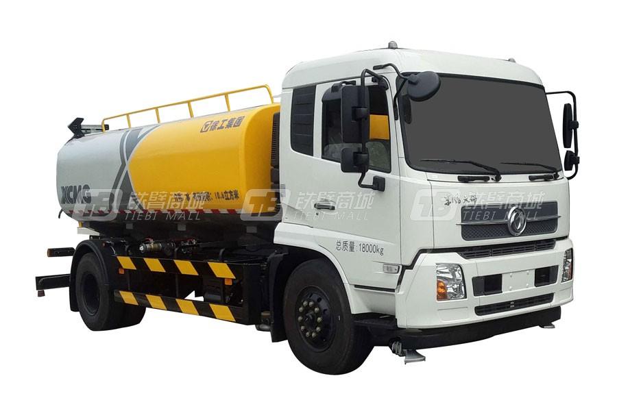 徐工XZJ5183GQXD5低压清洗车