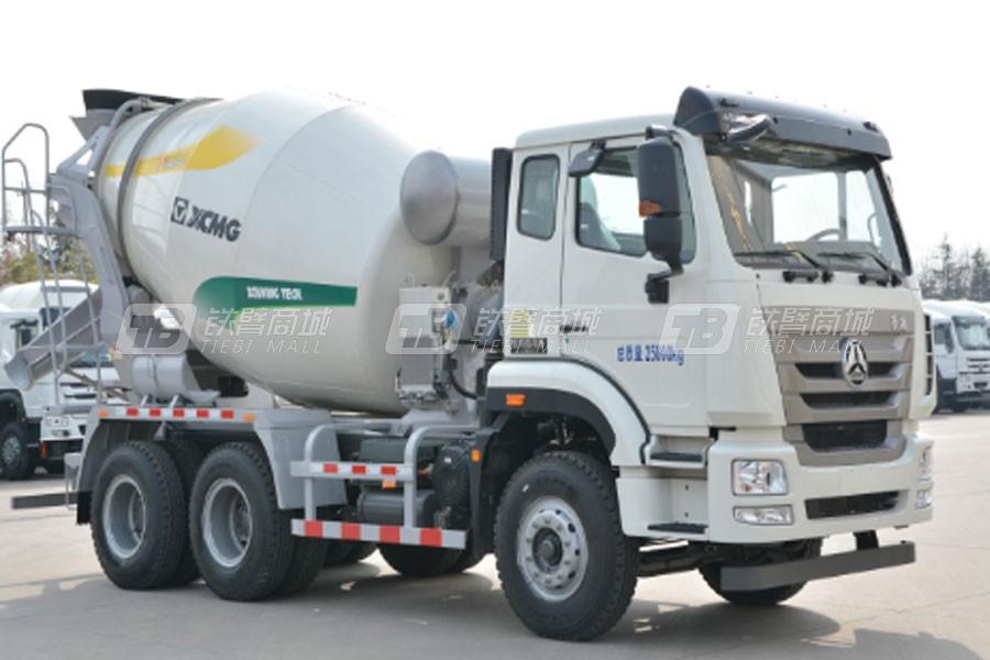 徐工XZJ5257GJBBM混凝土泵车