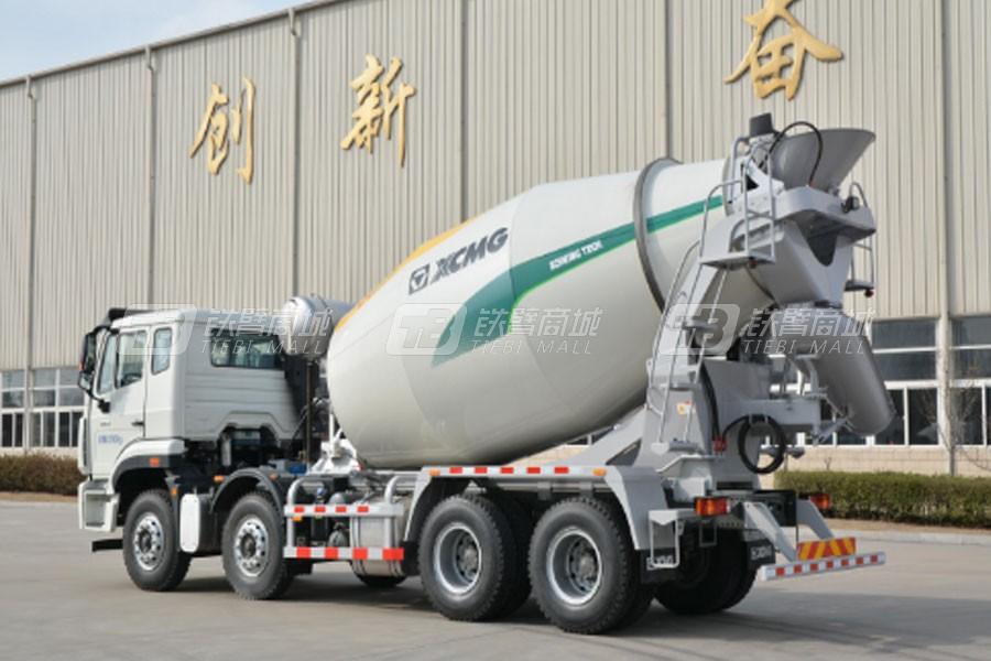 徐工XZJ5317GJBBM混凝土泵车