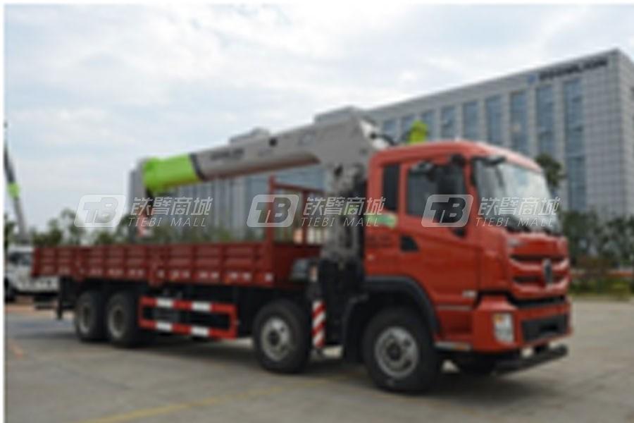 中联重科ZLC4000T4随车起重机