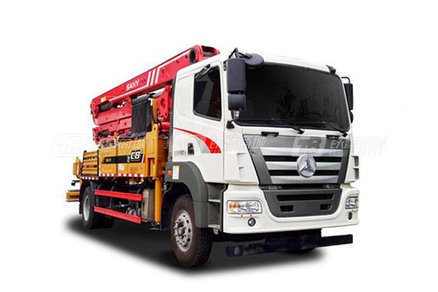 三一SYM5180THBES 30C-830米混凝土泵车