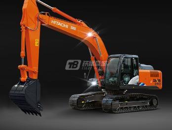 原装日立ZX240-5A履带挖掘机