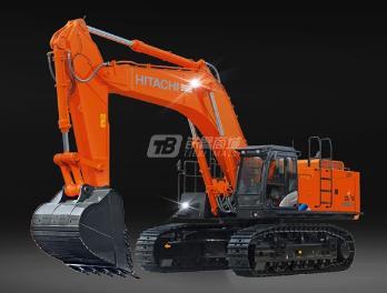 原装日立ZX690LCH-5A(BE)履带挖掘机