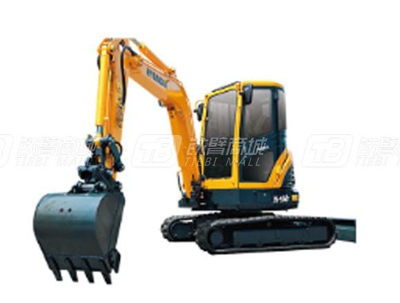 现代R35-9VS履带挖掘机