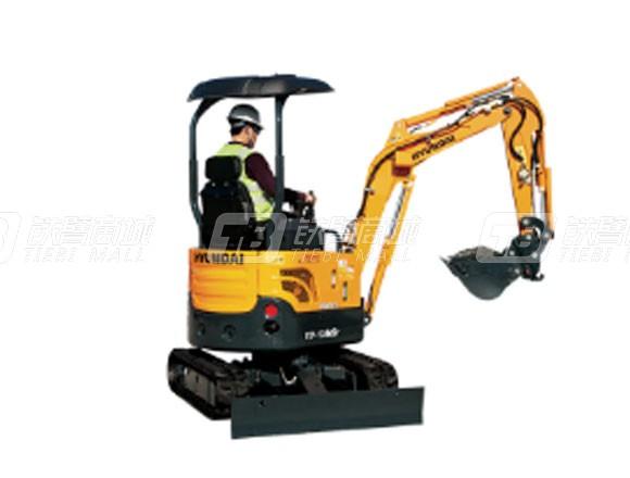 现代R17-9VS履带挖掘机