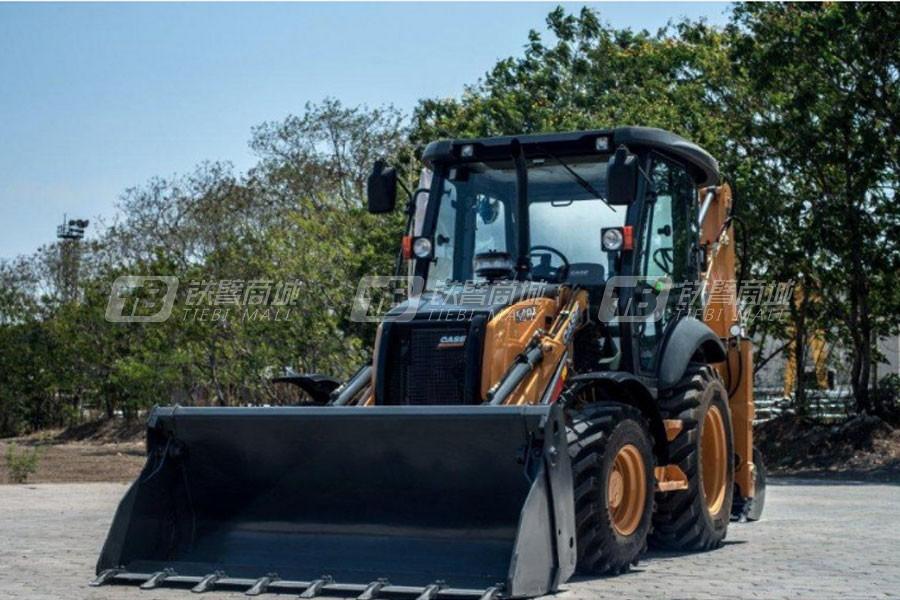 凯斯570T挖掘装载机
