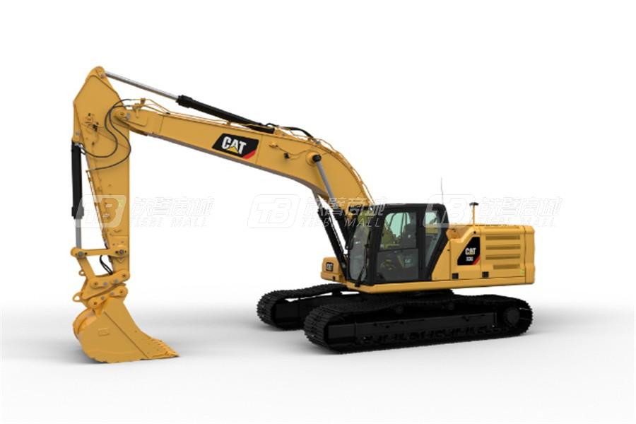 卡特彼勒新一代CAT<sup>®</sup> 330液压挖掘机
