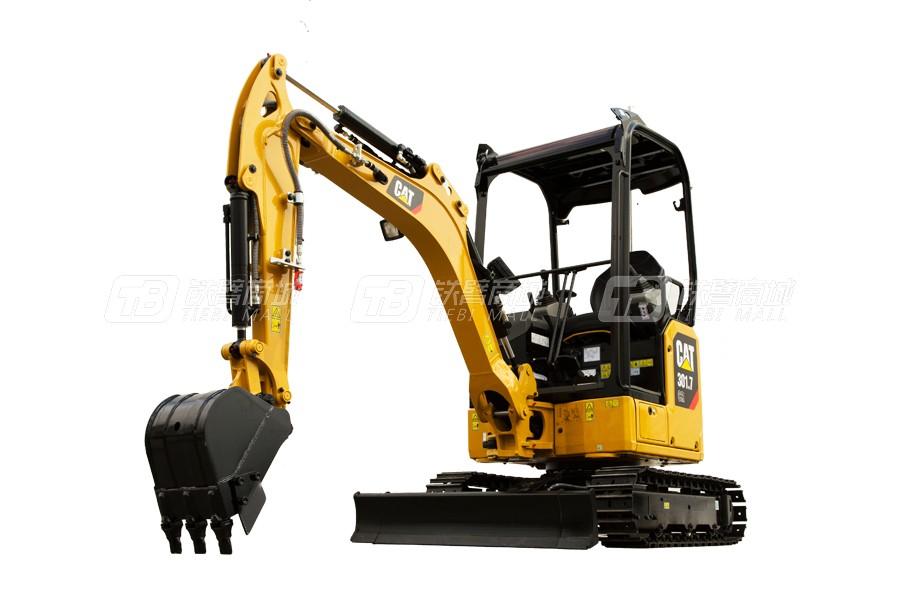 卡特彼勒CAT®301.7 CR迷你型挖掘机