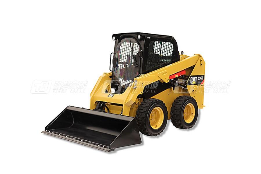 卡特彼勒CAT<sup>®</sup>236D滑移装载机