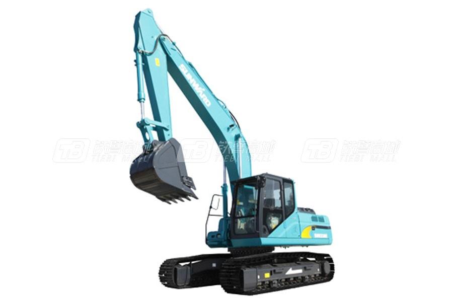 山河智能SWE235E-3履带挖掘机
