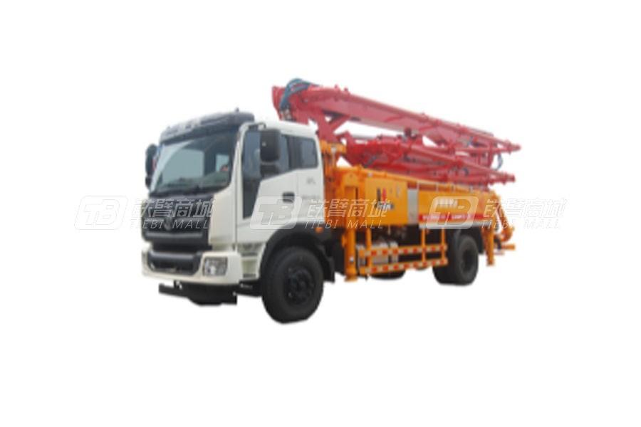 九合重工JH5185THB-30混凝土泵车