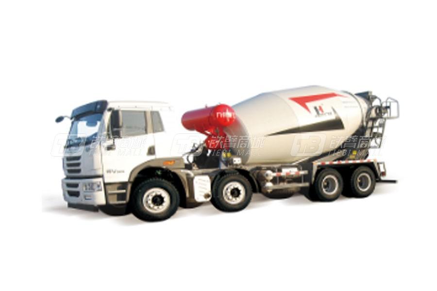 九合重工V9-50搅拌车混凝土搅拌运输车