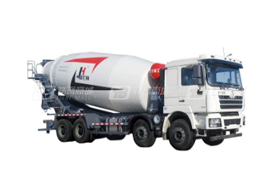 九合重工v10-75混凝土搅拌运输车