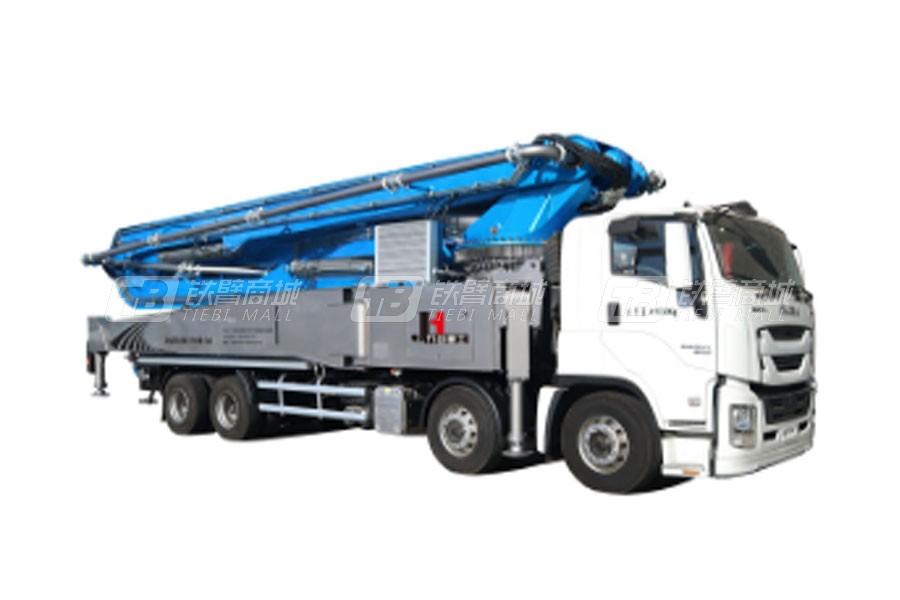 九合重工JHZ5447THB-63混凝土泵车