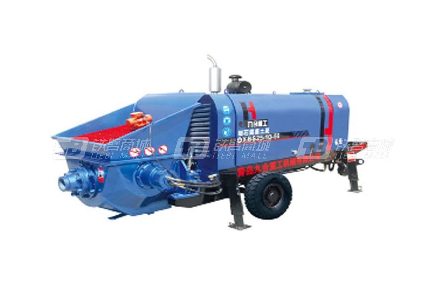 九合重工DHBT60S-9-108拖泵