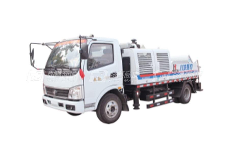 九合重工HBC90-16-176D车载混凝土泵