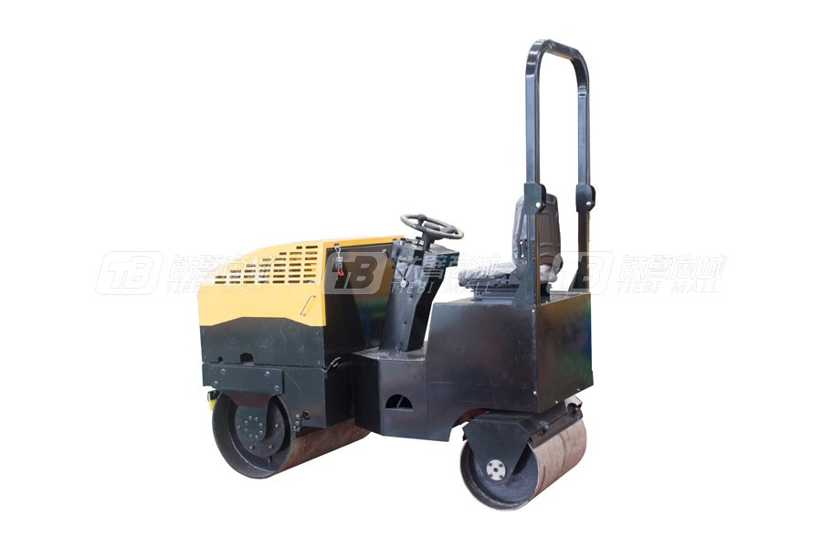 宜迅机械WYL-1500CN双钢轮压路机