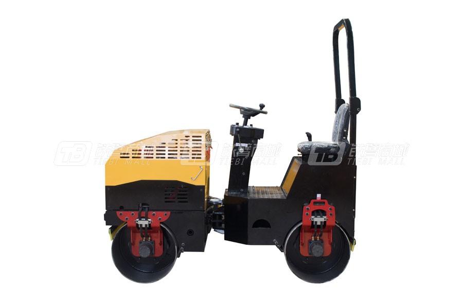 宜迅机械WYL-1500C双钢轮压路机