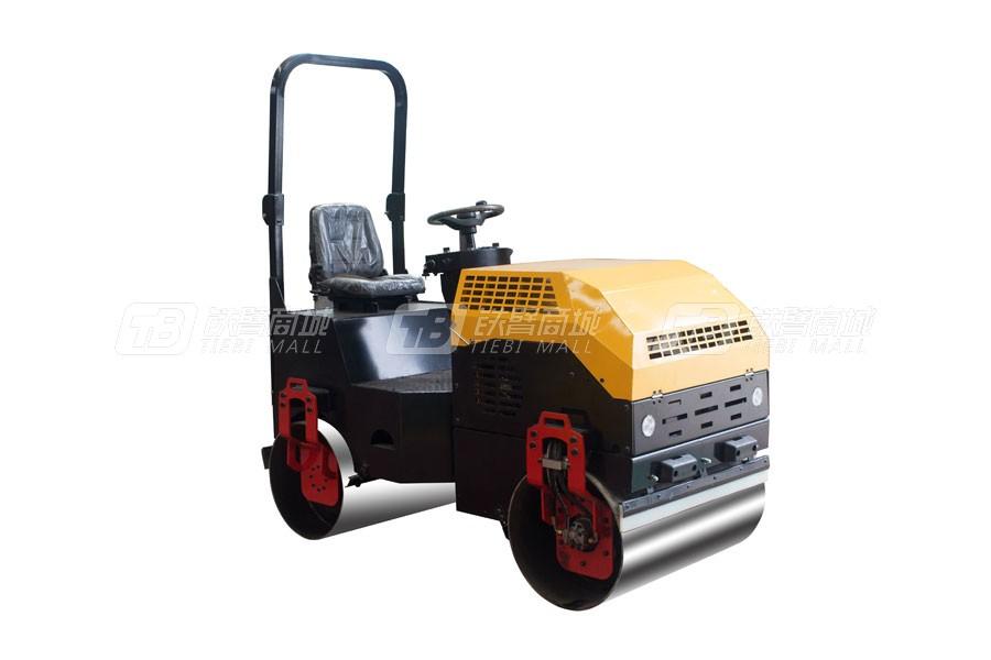 宜迅机械WYL-2000C双钢轮压路机