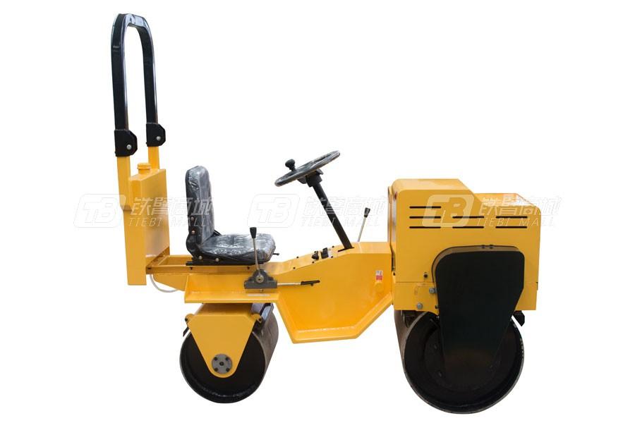 宜迅机械WYL-850C双钢轮压路机