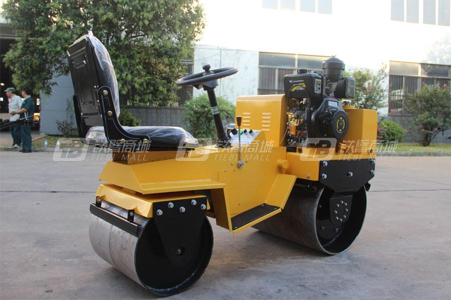 宜迅YX-70双钢轮压路机